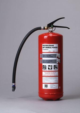 Bild på Brandsläckare 6 kg
