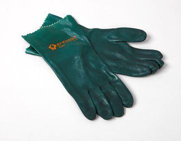 Bild på PVC Handske grön 27-35 cm