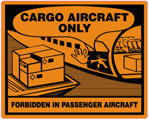 Bild på Ej passagerarflyg