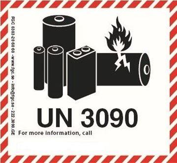 Bild på Litiumbatterier 3090