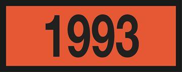 Bild på Etikett UN1993