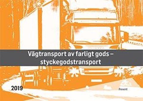 Bild på Vägtransport av farligt gods - styckegods