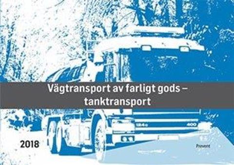 Bild på Vägtransport av farligt gods - tanktransport